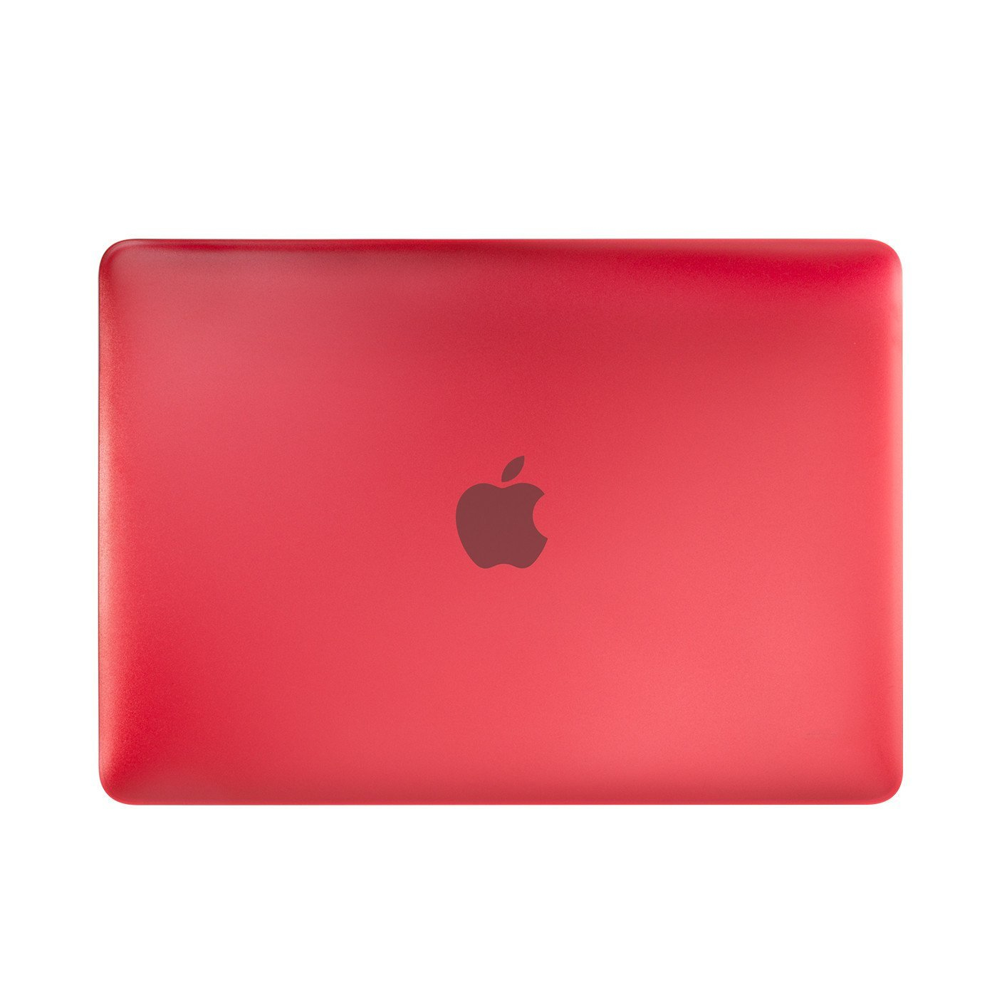 JCPal Protective Case Matte Cherry Red for MacBook Pro Retina 13-Inch