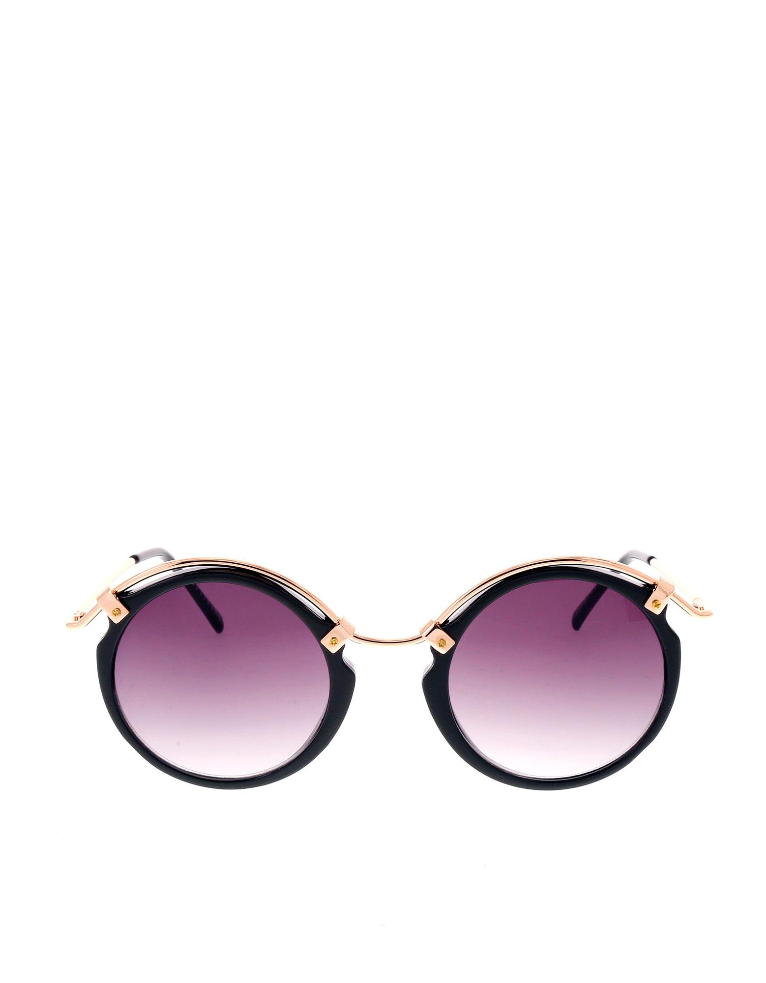 Spitfire Uk A-Teen Black/Gold/Black Sunglasses