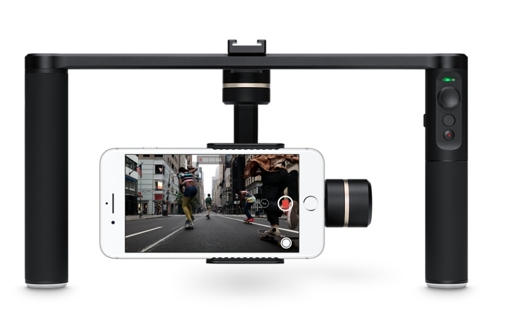 FeiYu-Tech SPG Plus 3-Axis Gimbal for Smartphones & Action Cameras