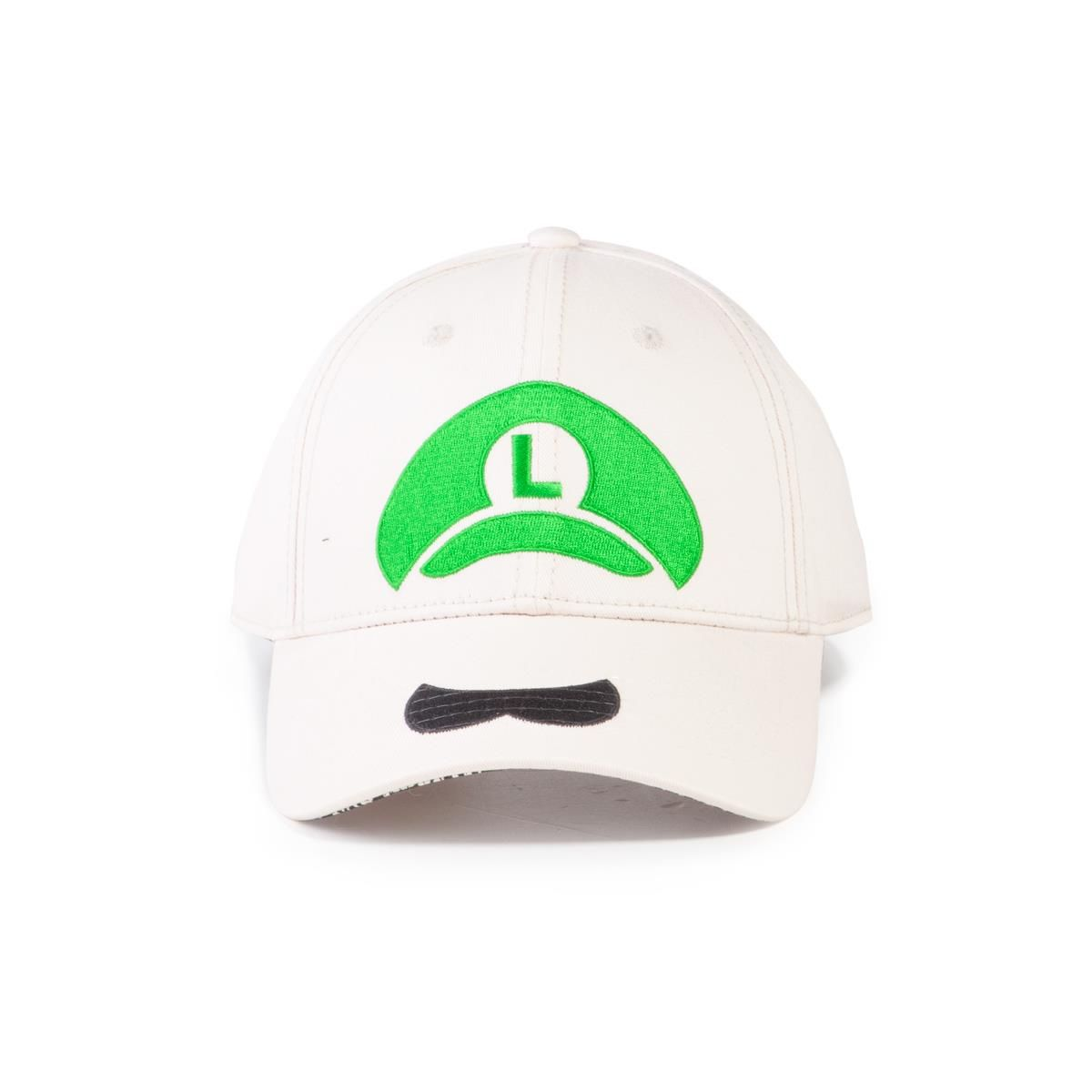 Nintendo Uper Mario Luigi Icon Men's Cap