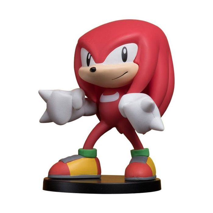 First 4 Figure Sonic The Hedgehog Boom8 Series V4 Knuckles 3.5 Inches