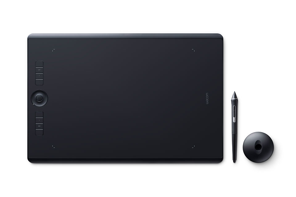 Wacom Intuos Pro Graphic Tablet Large