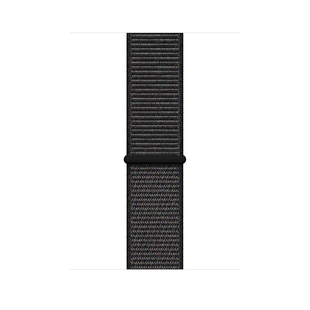 Apple 44mm Black Sport Loop Large for Apple Watch