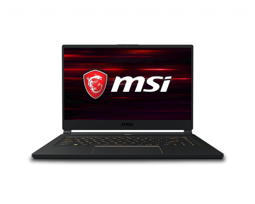 MSI GS65 Stealth 8SE 8th Gen Intel Core i7-8750H 2.20GHZ/8GB*2/512GB/NVIDIA GeForce RTX 2060 6GB/15.6 Inch FHD/Windows 10