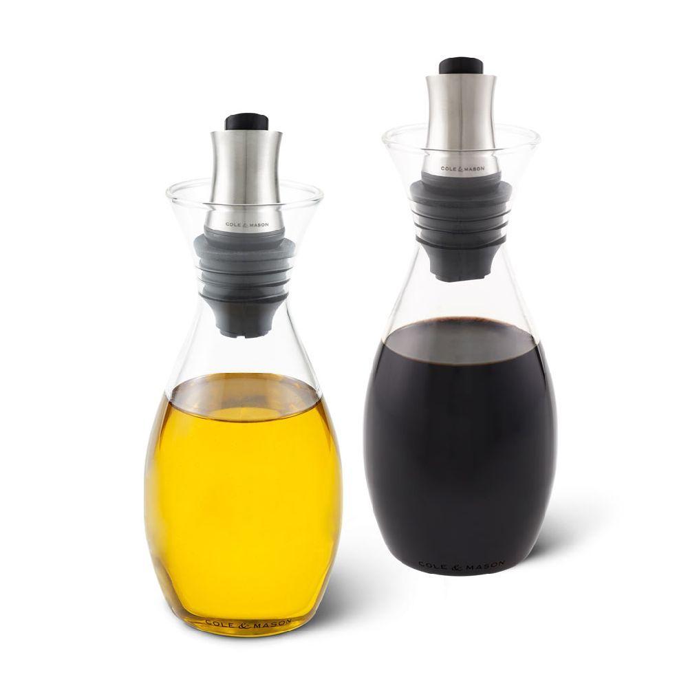 Cole And Mason Oil & Vinegar Pourer Set