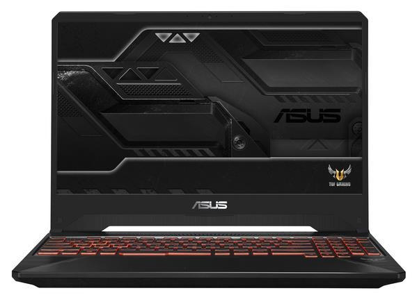 ASUS TUF FX505GM-ES085T 2.2 GHz 8th gen Intel Core i7-8750H 15.6 Inch Black Notebook