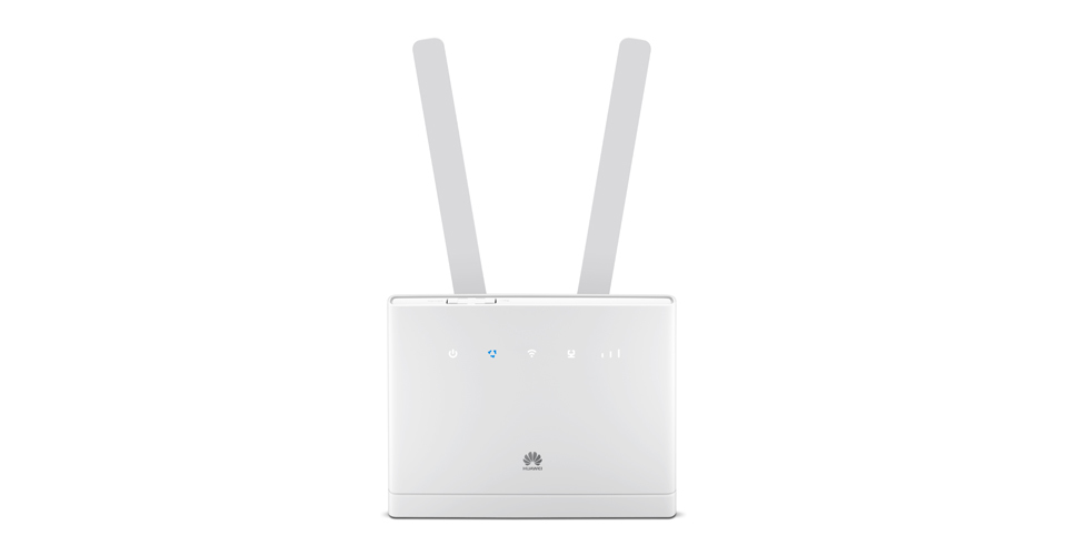 Huawei B315S Mobile Router White