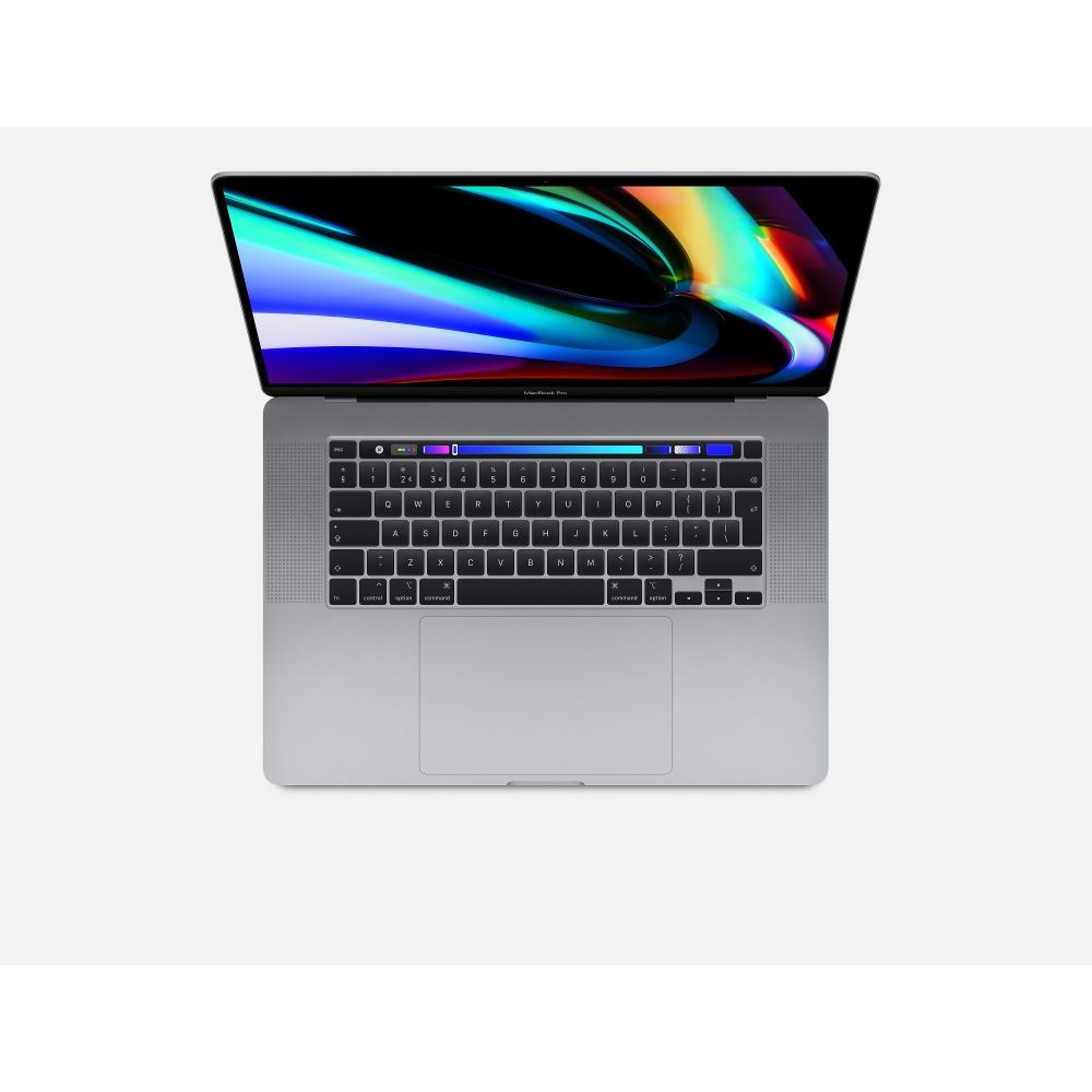 Apple MacBook Pro 16-Inch with Touch Bar Space Grey 9th Gen Intel-Core i9 8-Core Processor 2.3Ghz/1 TB/16 GB English Keyboard