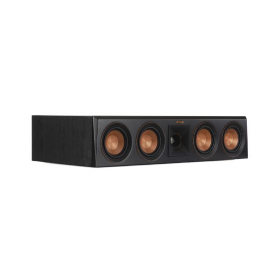 Klipsch RP-404C Ebony Vinyl Passive Speaker [Single]