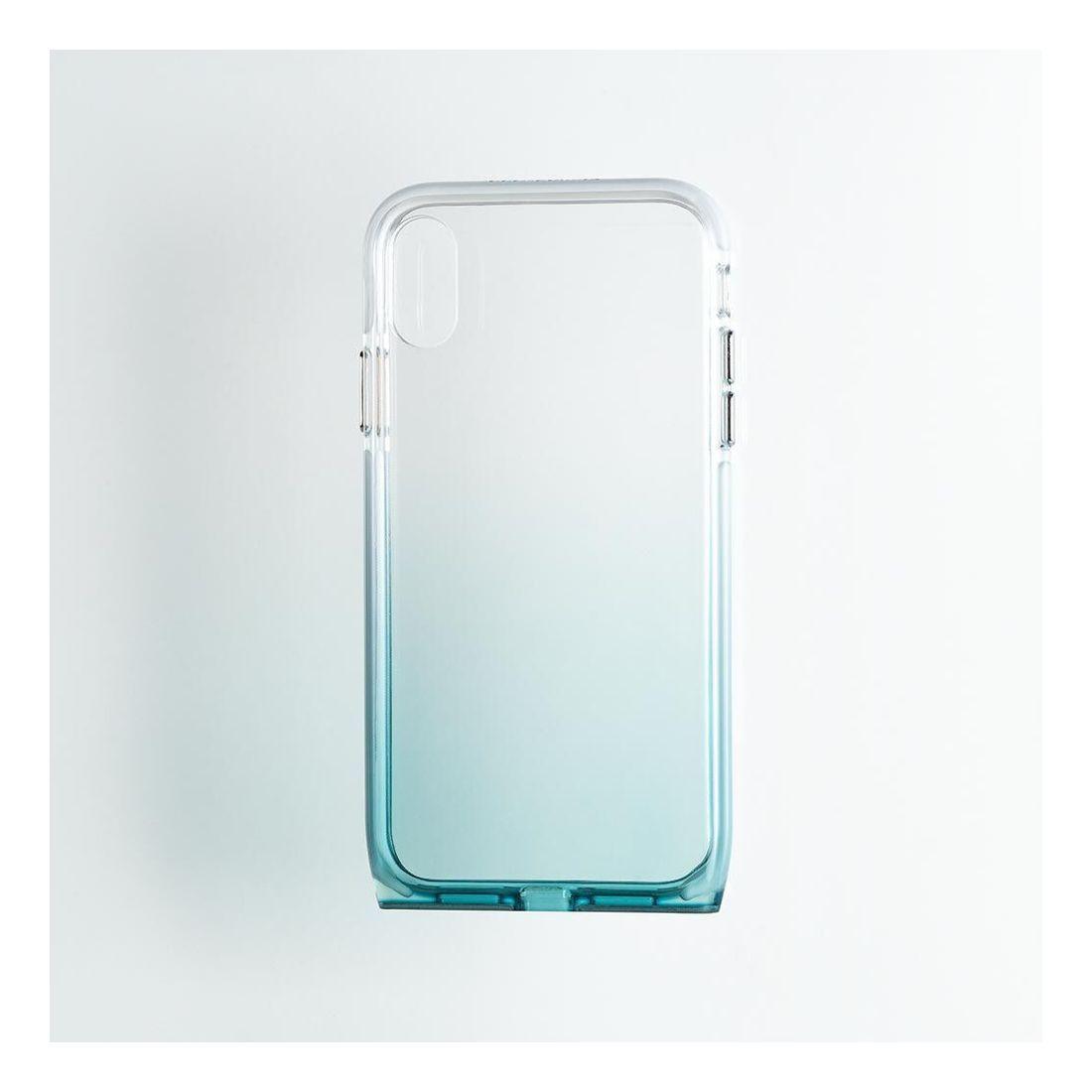 BodyGuardz Harmony Lucky Case Clear/Mint for iPhone XS Max