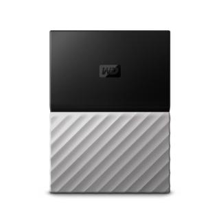Western Digital My Passport Ultra 2TB Black/Silver External Hard Drive