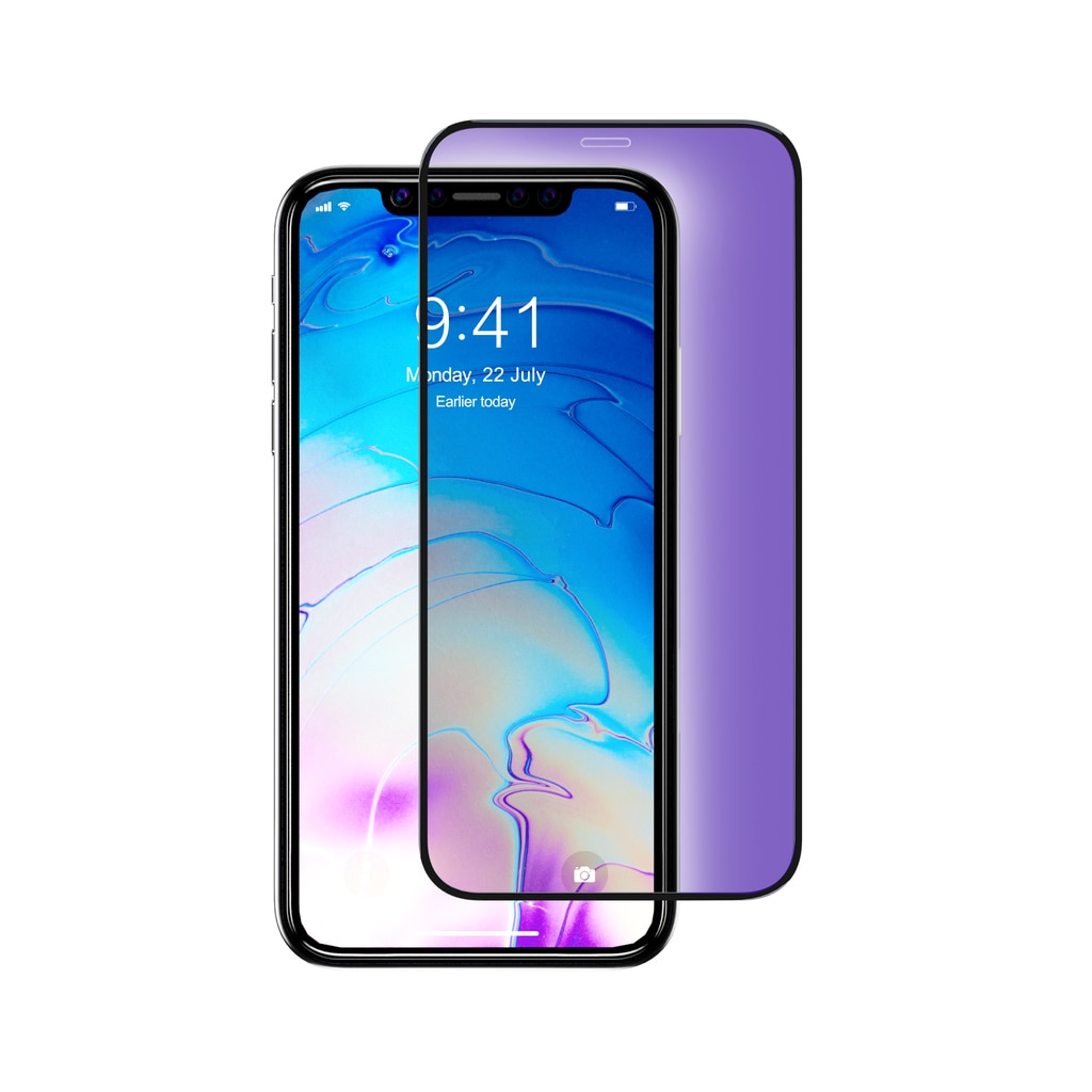 Devia Van Anti-Blue Ray Full Screen Tempered Glass for iPhone 11 Pro Max