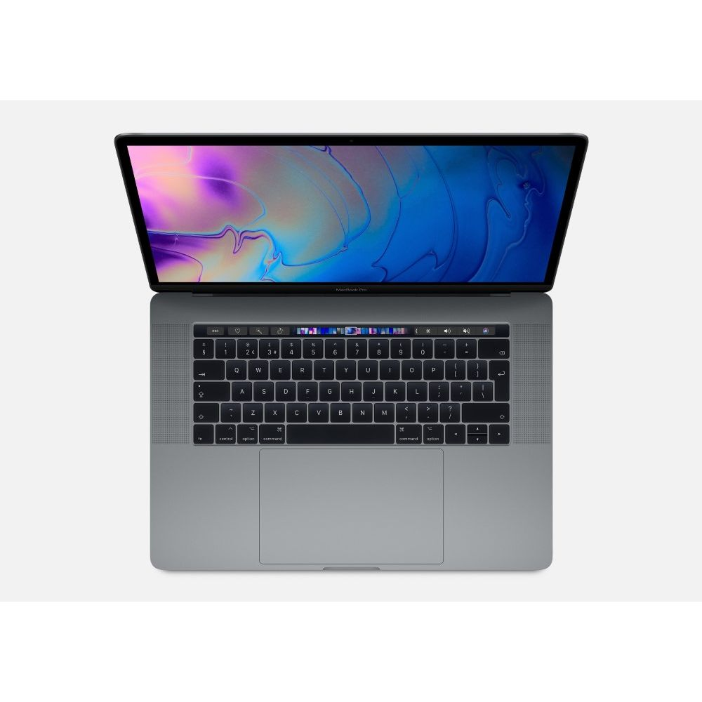 Apple MacBook Pro 15-inch with Touch Bar Space Grey 2.3GHz 8-Core 9th-Generation Intel-Core i9/512GB Arabic/English