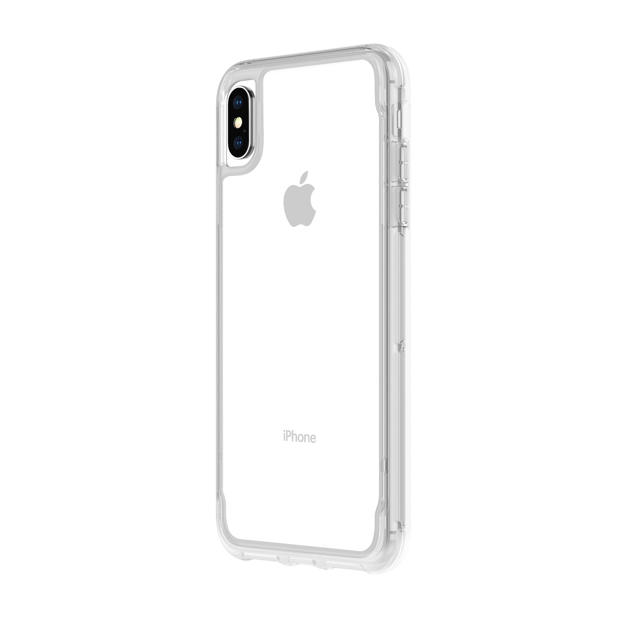Griffin Survivor Case Clear for iPhone XS Max