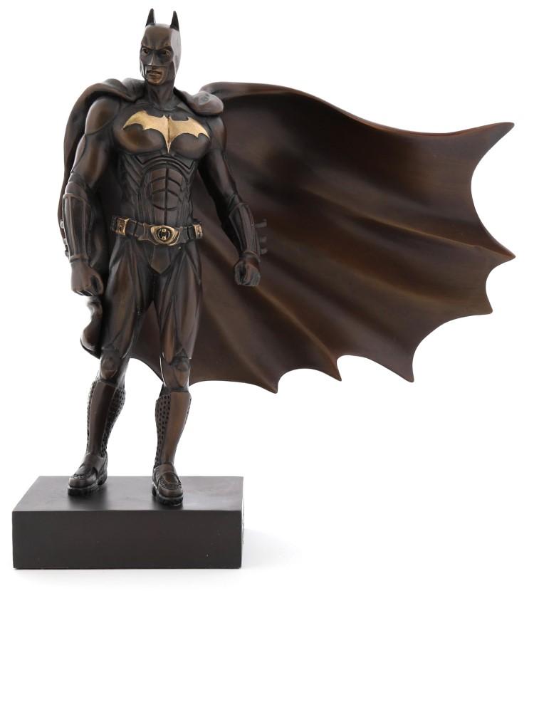 Noble Collection Bronze Batman Sculpture
