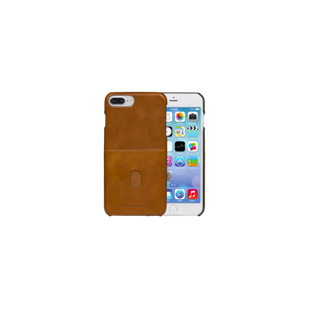 dbramante1933 Tune CC Case Tan for iPhone 8/7 Plus