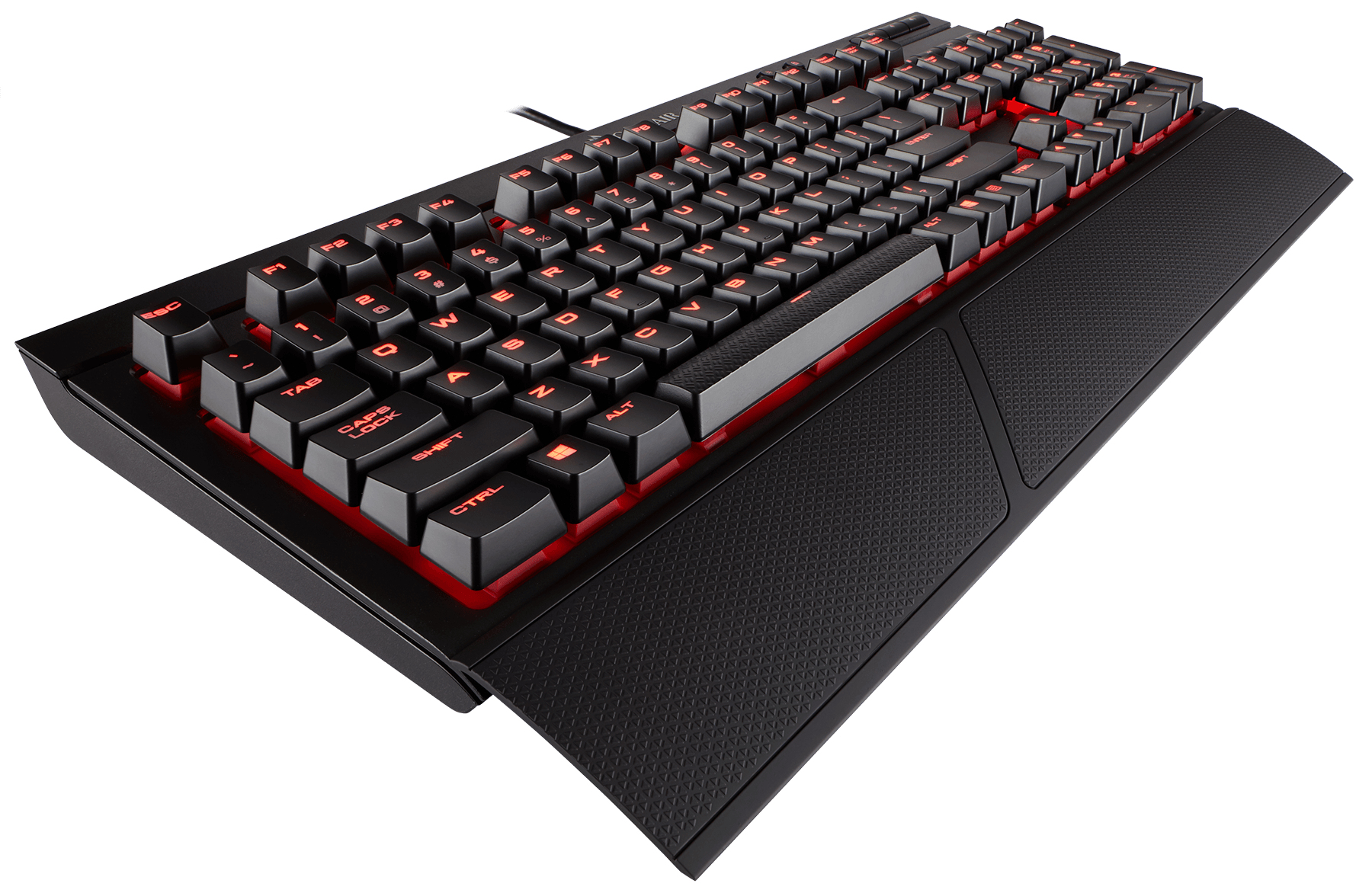 Corsair K68 Red LED Gaming Keyboard