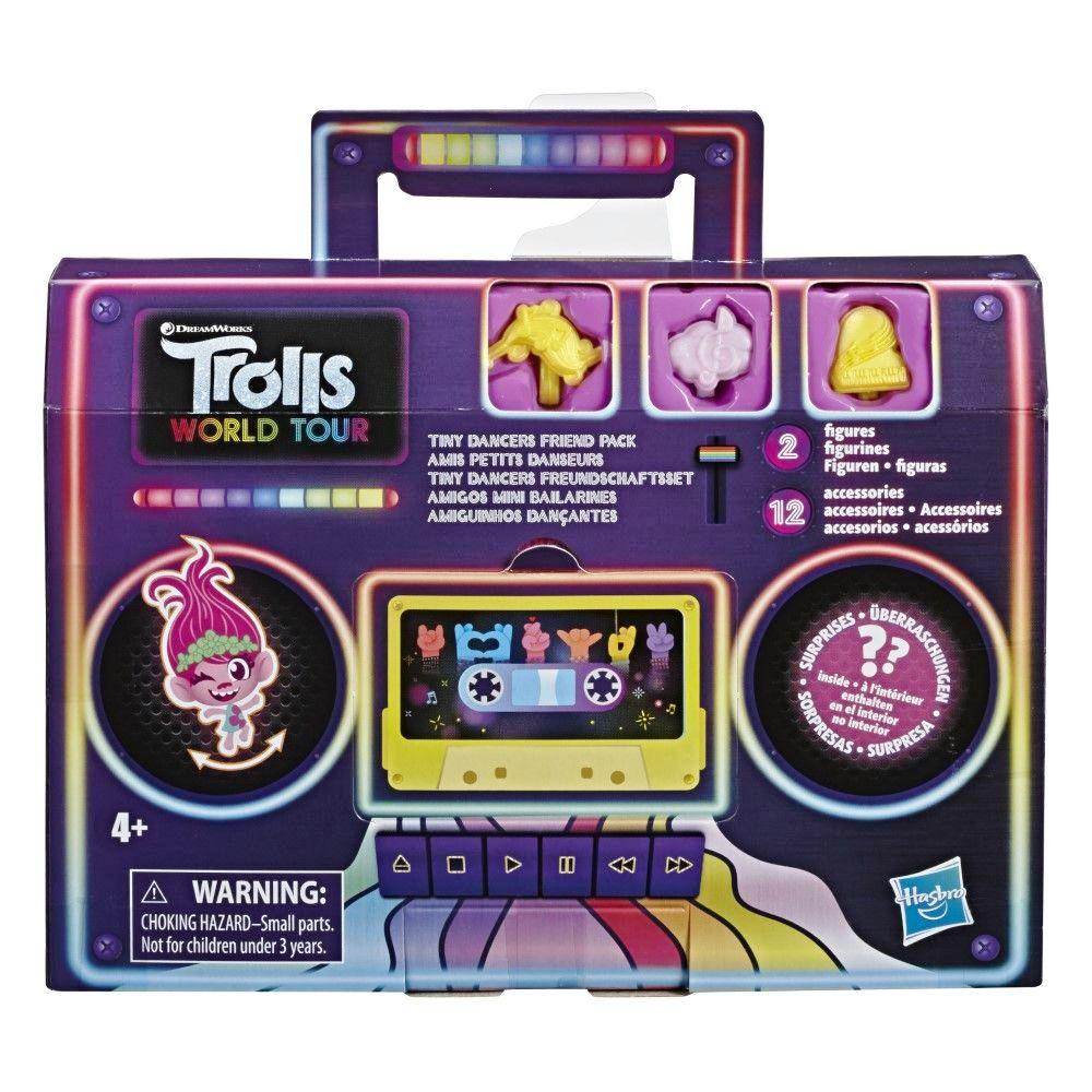Hasbro Trolls World Tour Tiny Dancers Friend Pack