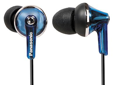 Panasonic RP-HJE190 Blue In-ear Earphones