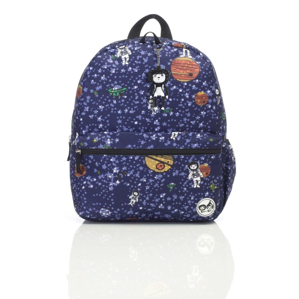 Zip & Zoe Spaceman Junior Kid's Backpack [4-9 Years]