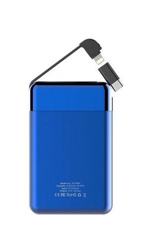 XPower PB8A 8000mAh Power Bank Blue
