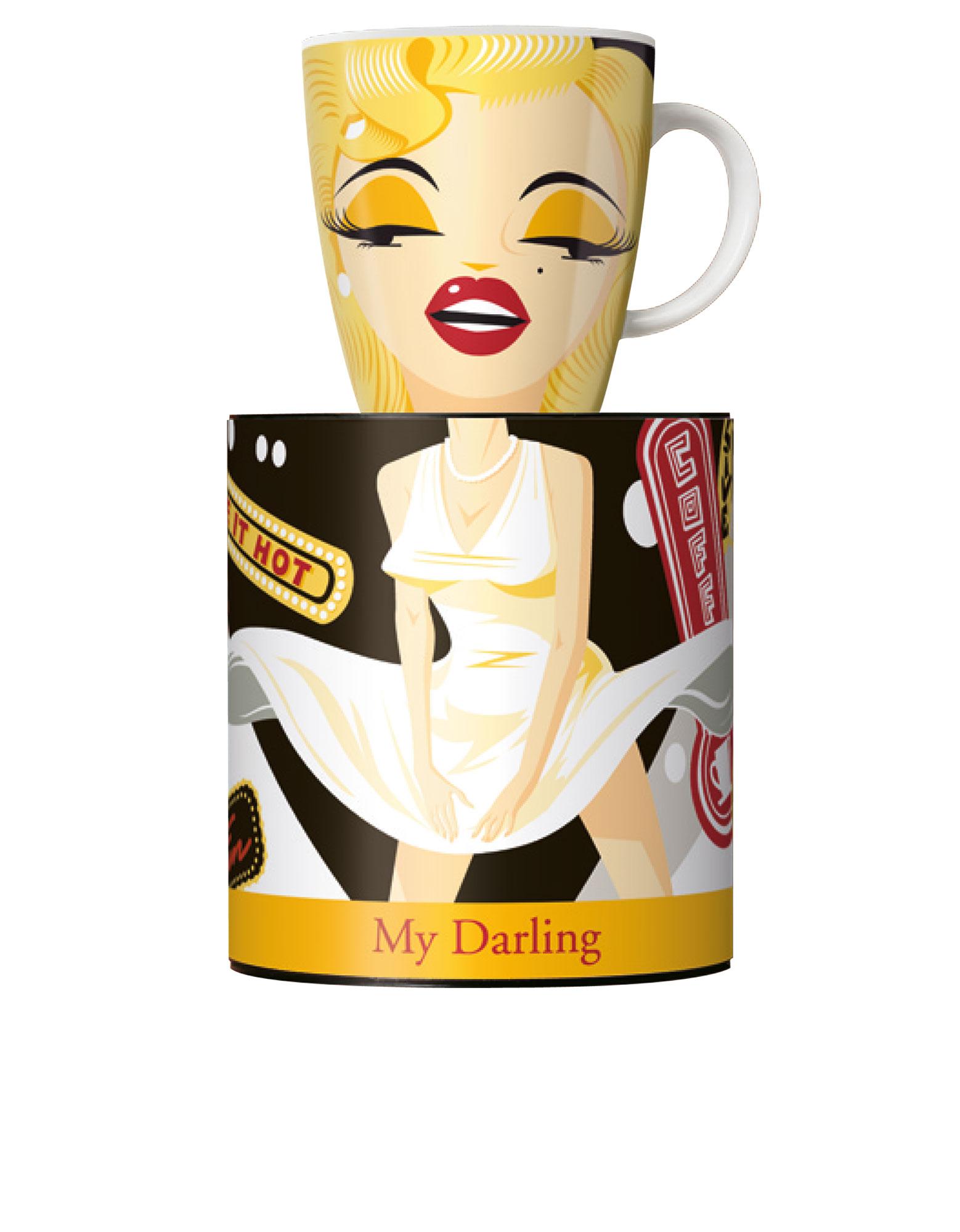 Ritzenhoff My Darling Jan Bazing Mug