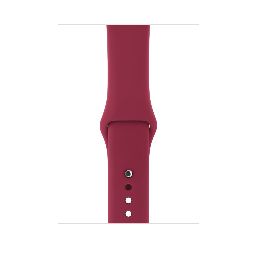 Apple Rose Red Sport Band S/M & M/L for Apple Watch 42mm