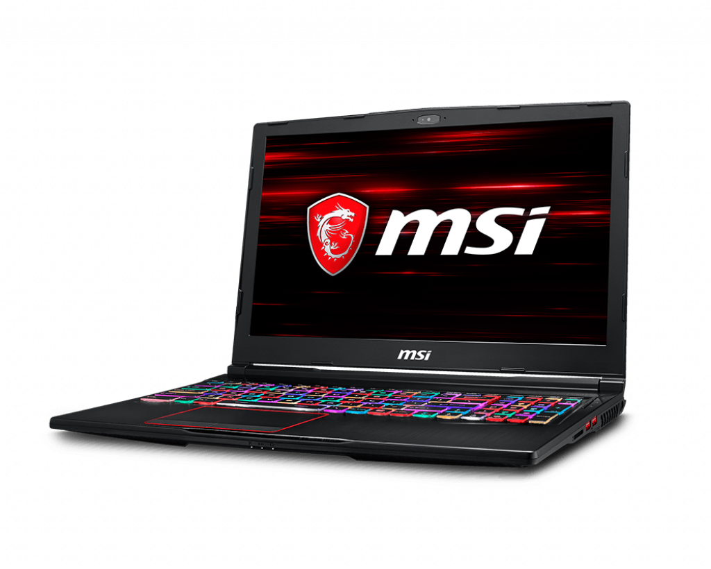 MSI GE63 Raider RGB 8SE Coffeelake i7-8750H+HM370/8GB*2/1TB+256GB/NVIDIA GeForce RTX 2060 6GB GDDR6/15.6 Inch FHD/Windows 10 Home Advanced