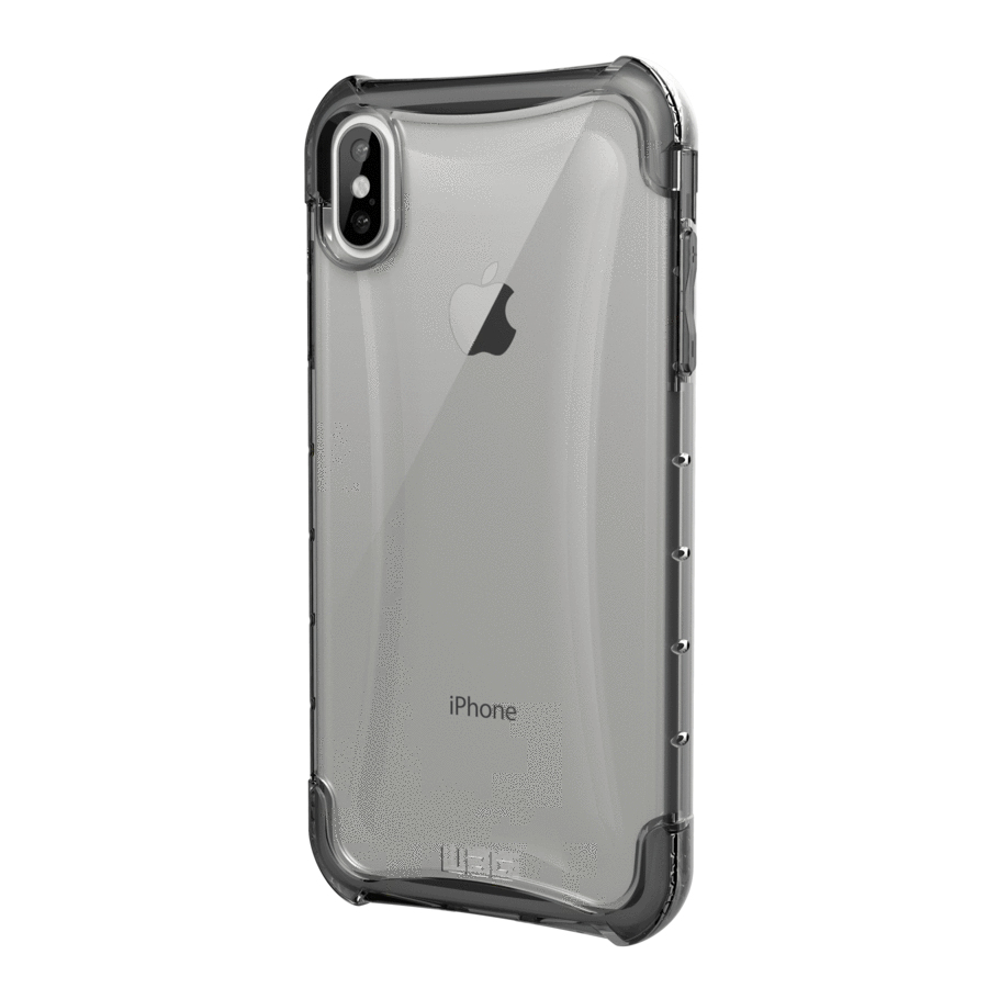 Urban Armor Gear Plyo Case Ice for iPhone XS Max
