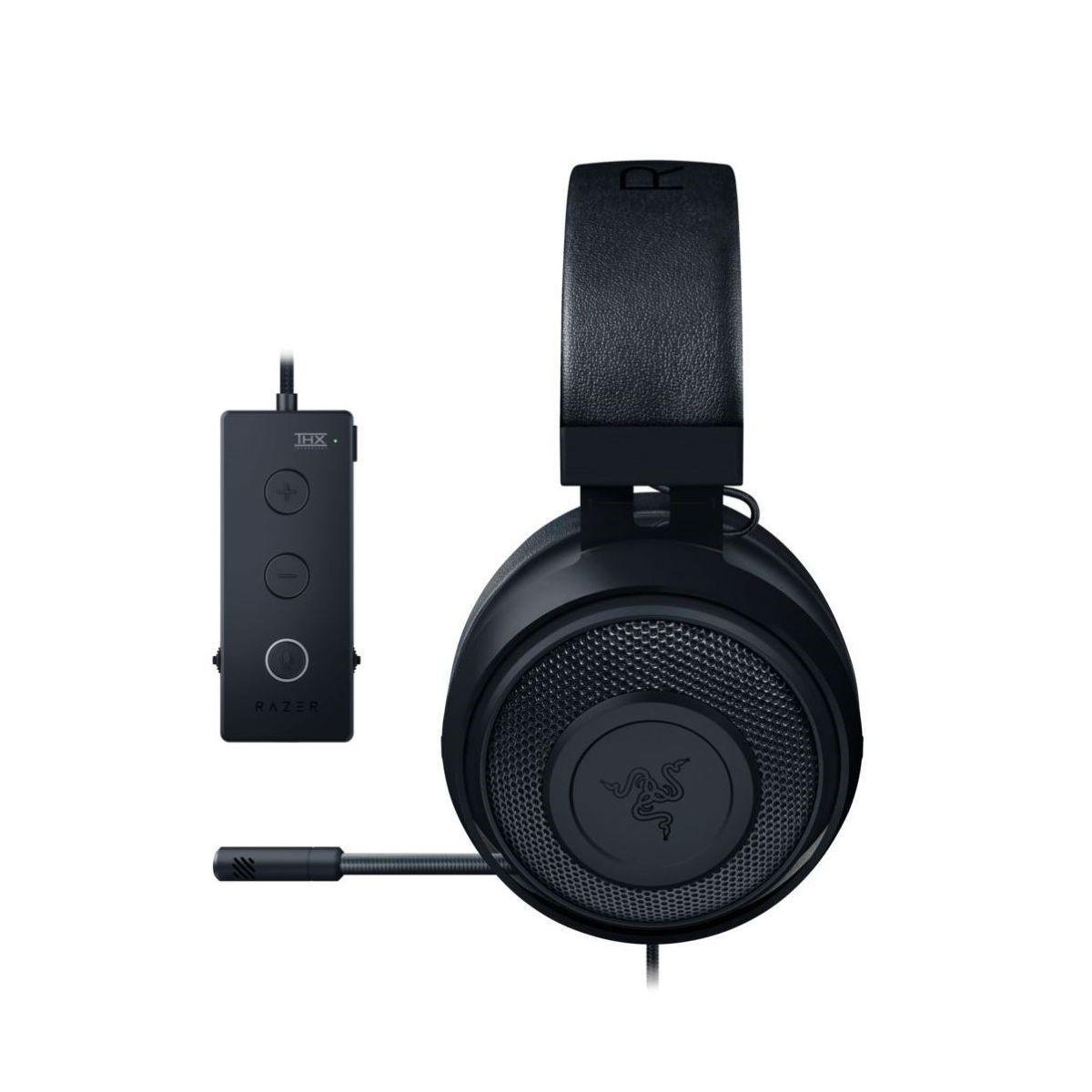 Razer Kraken Tournament Edition Gaming Headset Black