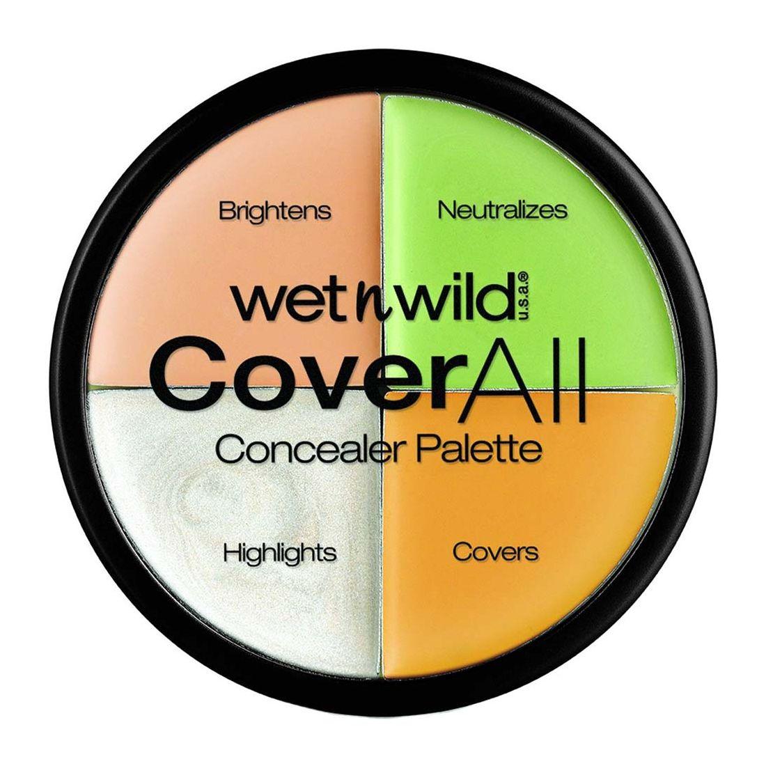 Wet N Wild Ca Concealer Palette