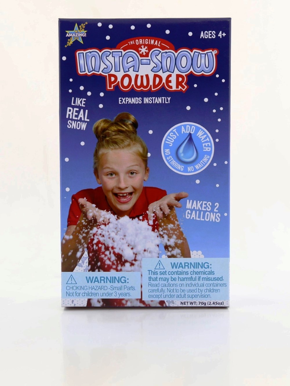 Be Amazing Toys Insta Snow Powder Box
