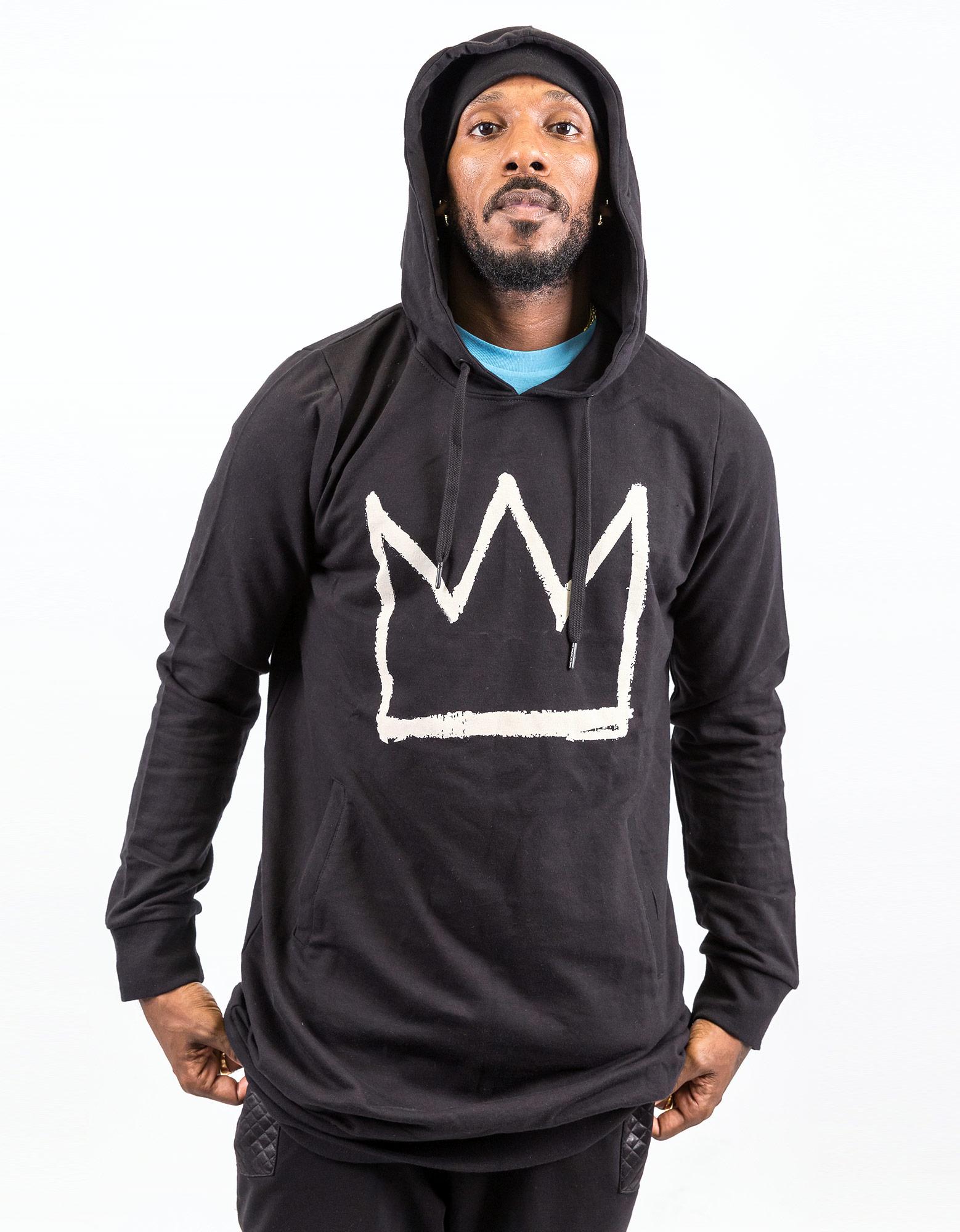 Eleven Paris Basquiat 25 Black Sweater XL