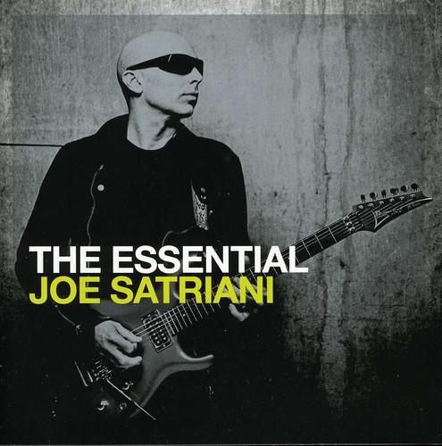 Essential Joe Satriani (Hol)