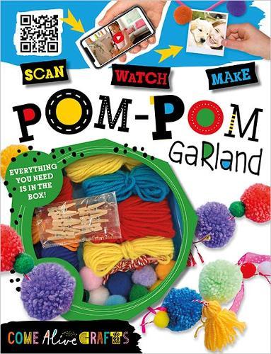 Pom-Pom Garland