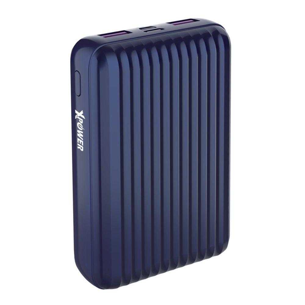 XPower Power Luggage 10G 10000mAh Blue Powerbank