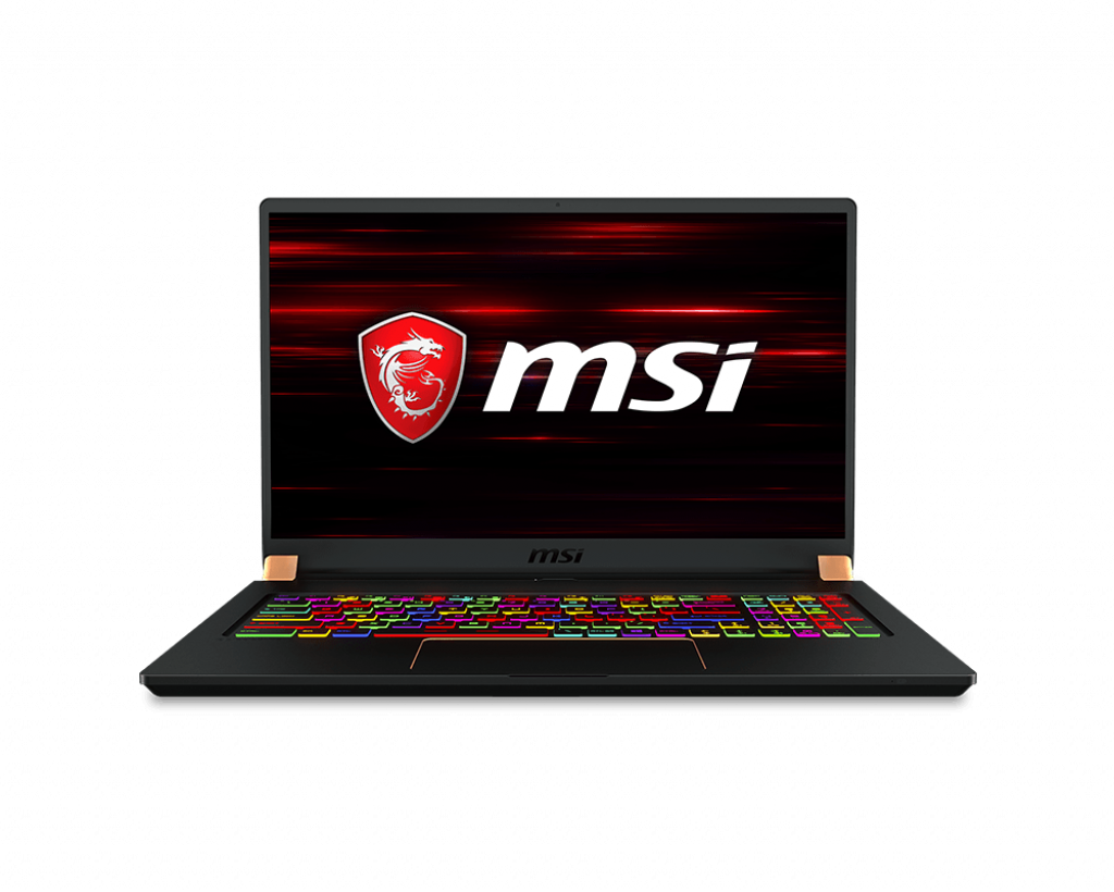 MSI GS75 Stealth 9SG i7-9750H 2.6GHz/32GB/2TB SSD/GeForce RTX 2080 with Max-Q 8GB/17.3 Inch FHD/Windows 10 Home