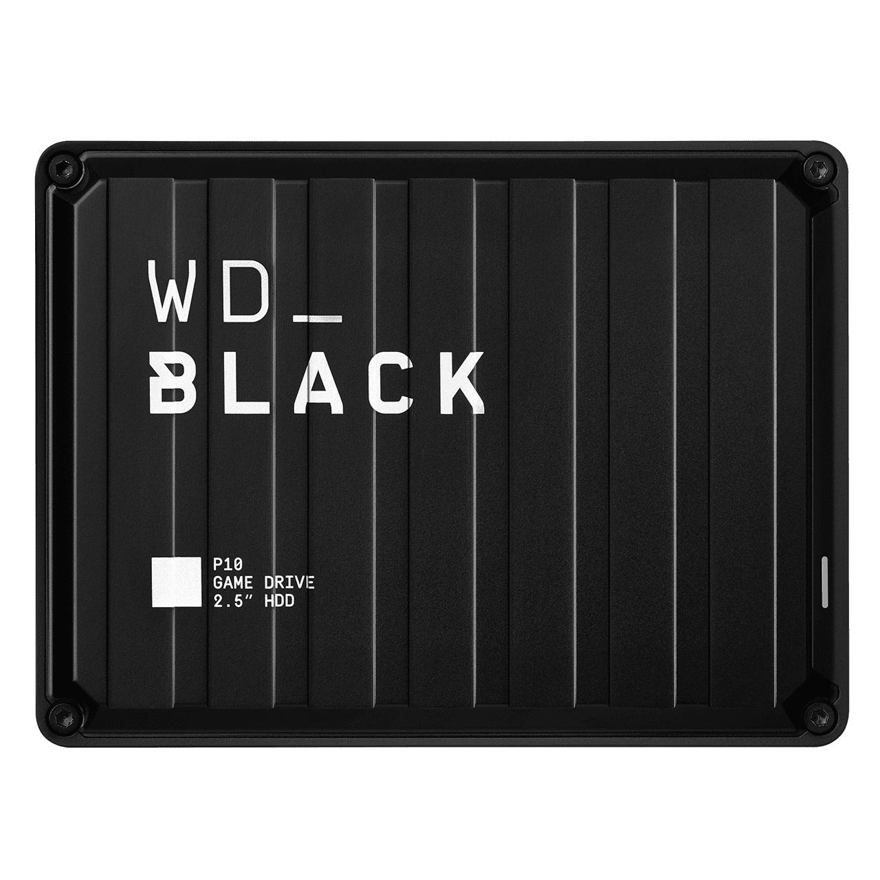 WD Black P10 Game Drive 4TB Black External Hard Drive