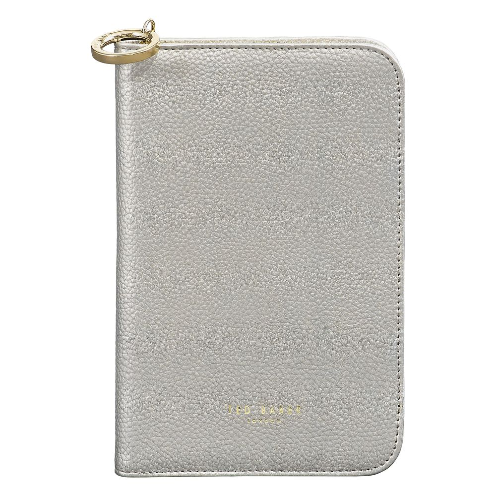 Ted Baker Travel Organiser Silver