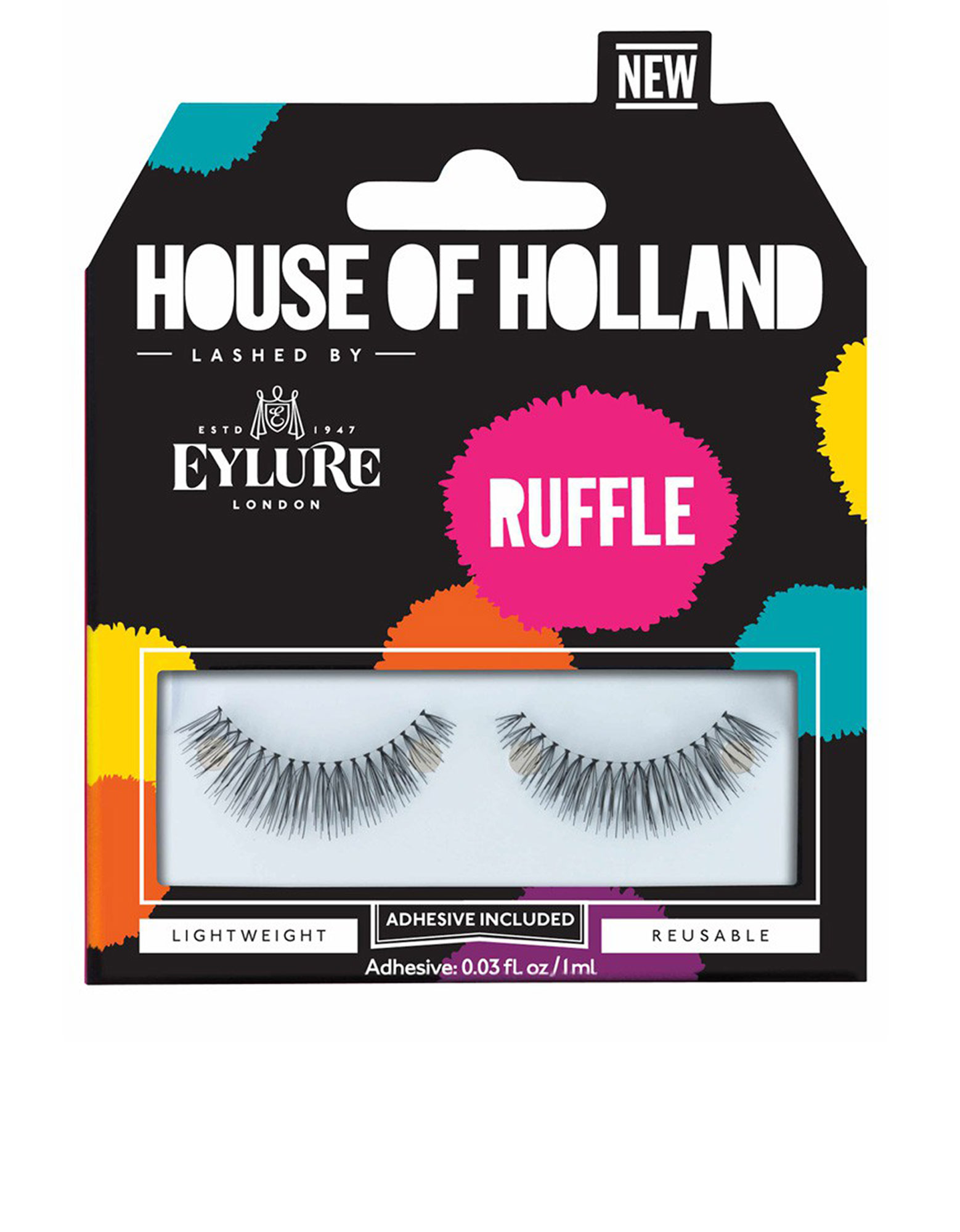 Eylure Ruffle House Of Holland Lashes