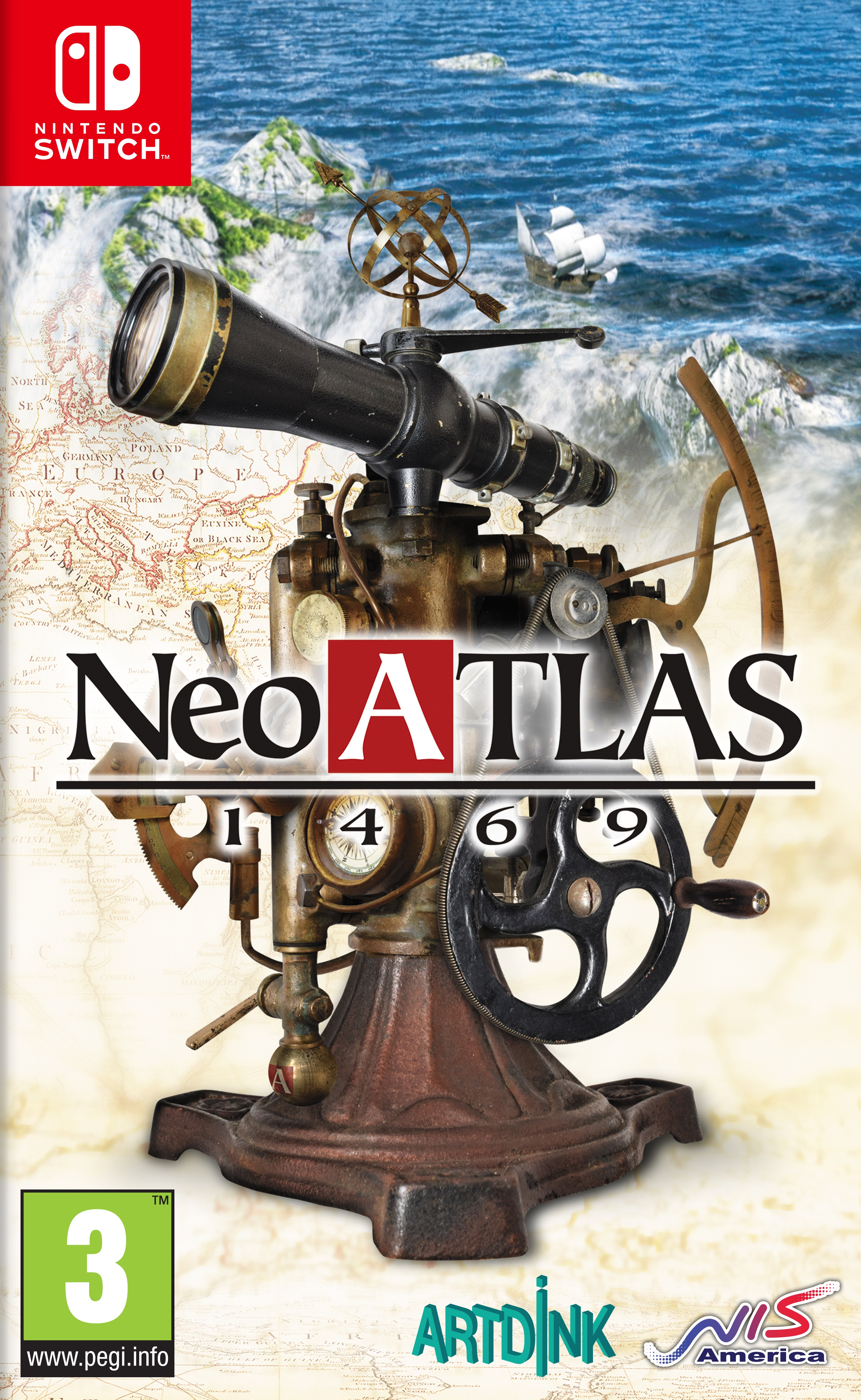 Neo ATLAS 1469 [Pre-owned]