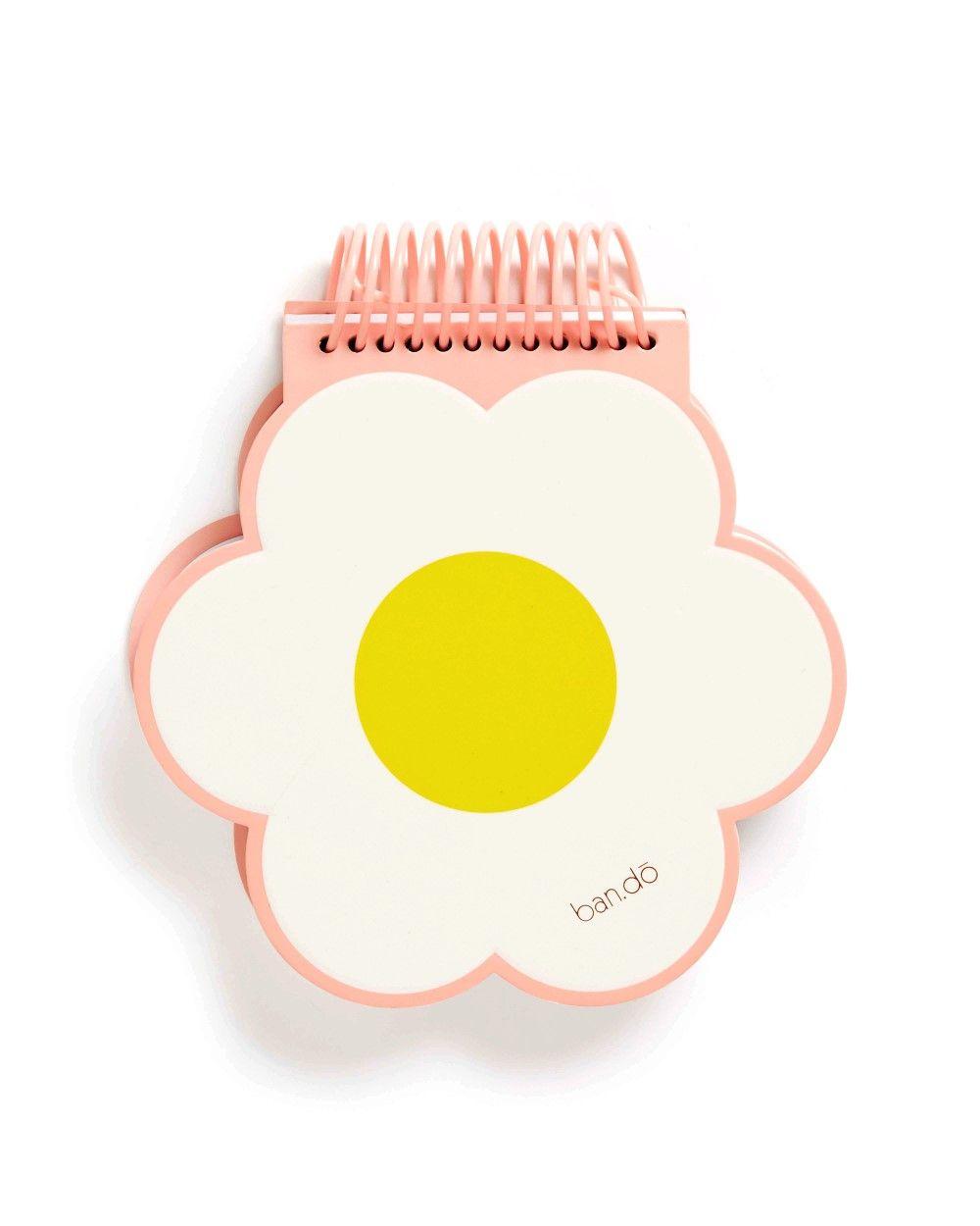 Ban.do Super Fun Daisy Notebook