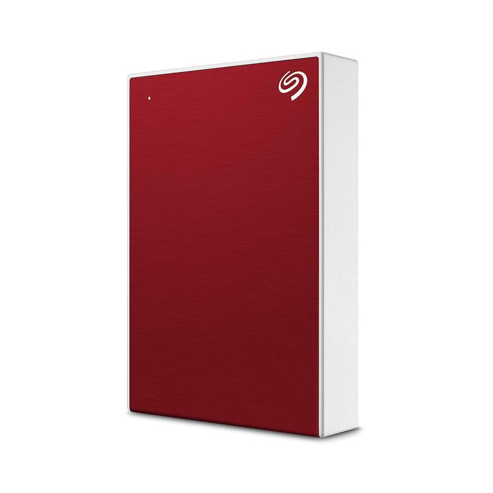 Seagate Backup Plus 4TB Portable Red External Hard Drive