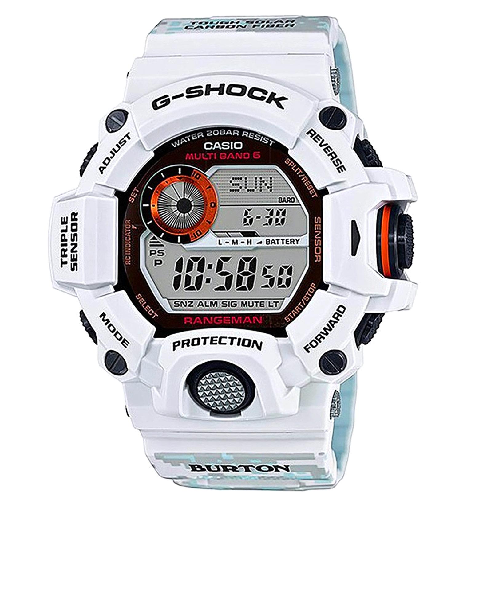 Casio GW-9400BTJ-8DR G-Shock Analog Watch