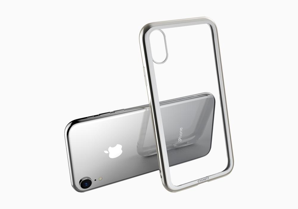 Cygnett Ozone Protective Case White for iPhone XR