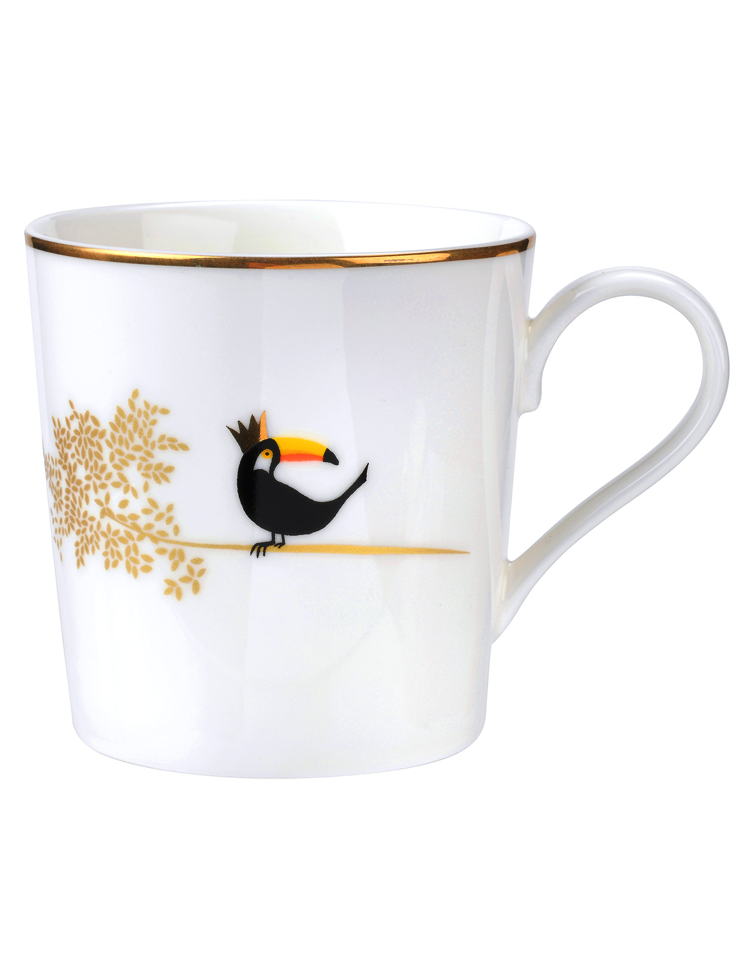 Sara Miller Piccadilly Terrific Toucan Mug 300ml