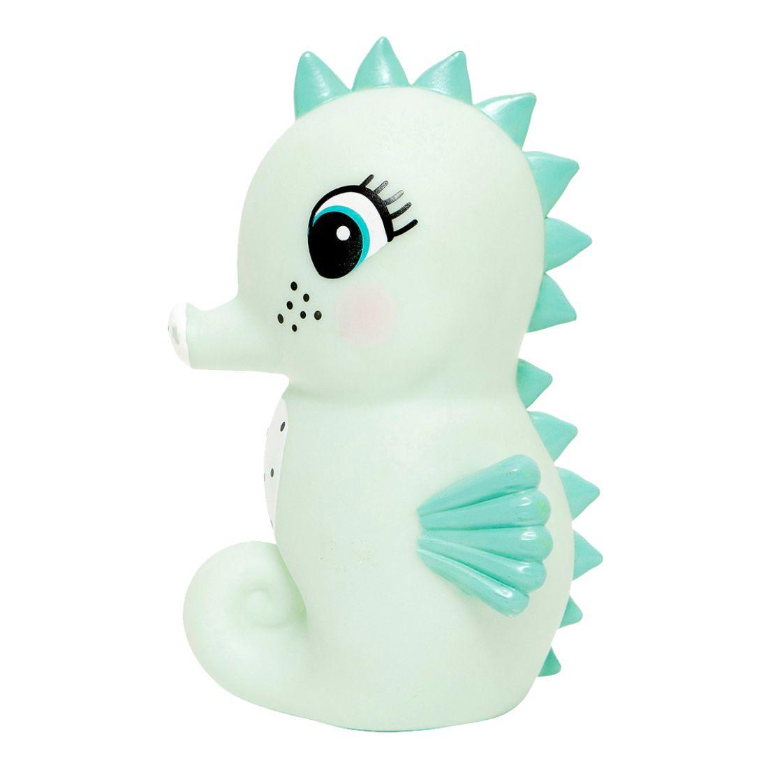 Petit Monkey Seahorse Light Mint