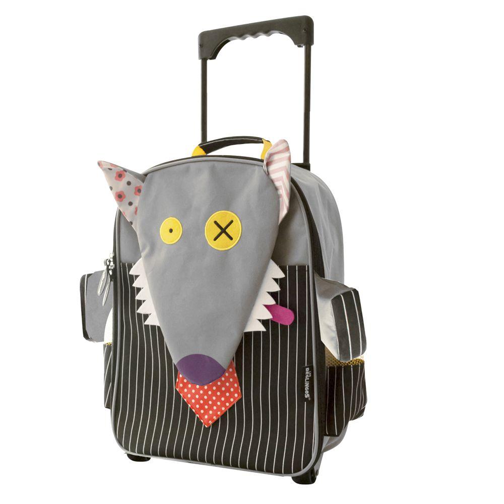 Bigbos the Wolf Trolley Bag