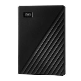 WD My Passport 4TB HDD Black