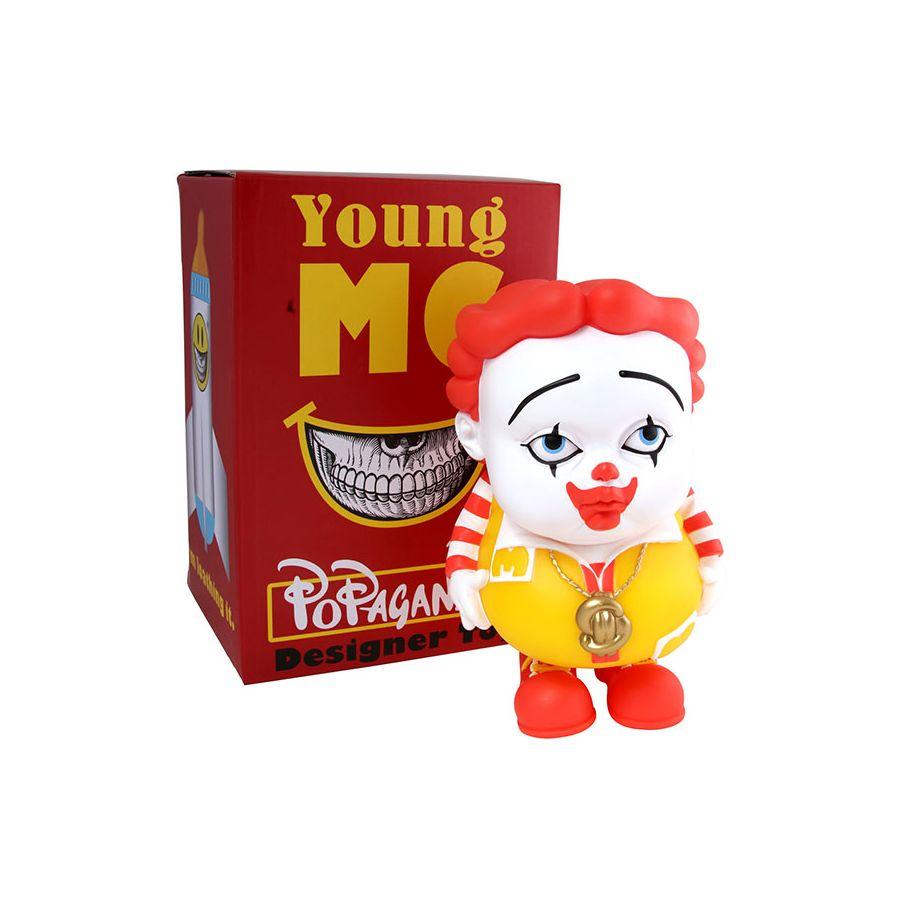 Popaganda: Cereal Killers Young Mc By Ron English